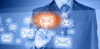 Businessman email