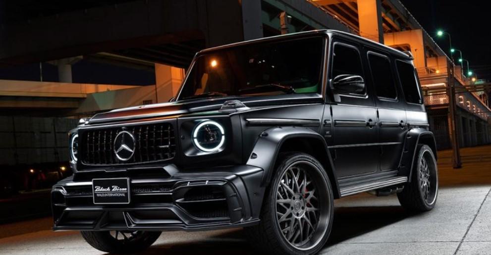 Пронин Mercedes G