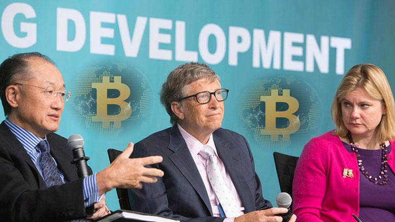 Билл Гейтс и BTC