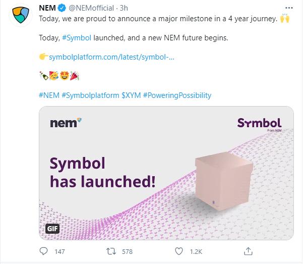 NEM Symbol