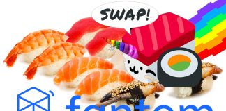 SushiSwap and Fantom