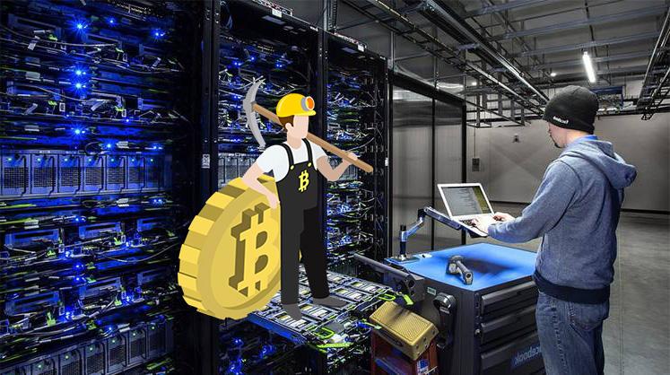 Криптомайнеры Китая