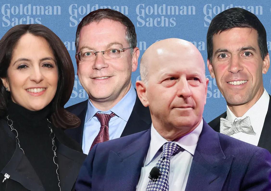 Криптокоманда Goldman Sachs создана для крипторынка