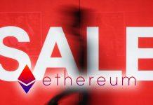Ethereum SALE