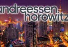 Andreessen Horowitz fund