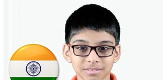 13-летний индийский мальчик