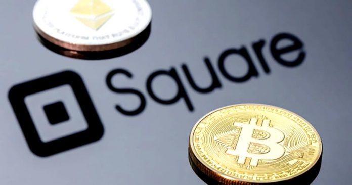 Компания Square